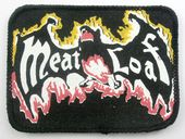 Meat Loaf - 'Bat' Printed Patch
